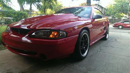 Alex Lujan's 1994 Ford  Cobra