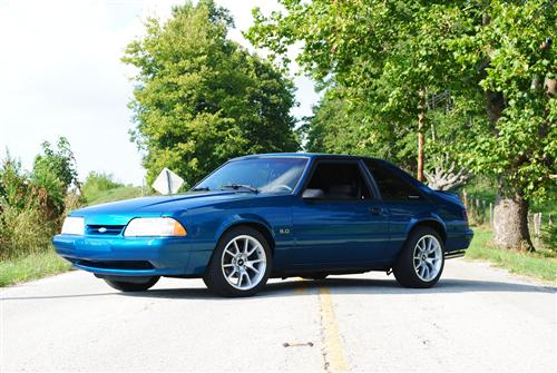 Andy  Waite's 1993  Ford Mustang