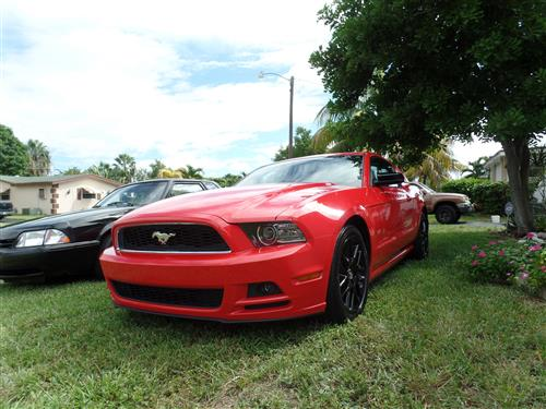 anthony   caruso's 2014 ford mustang 3.7 v6