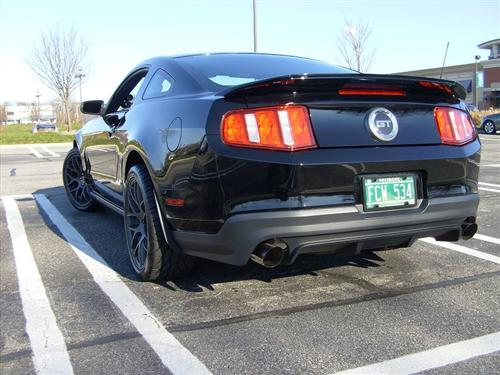 Anthony Pope's 2010 Ford Mustang GT Coupe