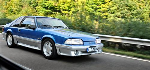 Anthony Sampson's 1993 Ford Mustang GT