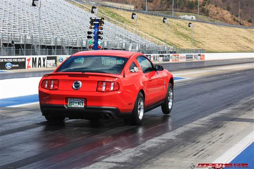 bennie lowe's 2011 ford mustang gt 5.0
