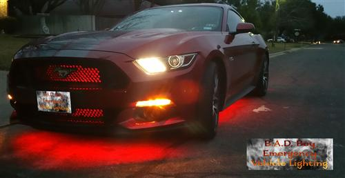 Billy Hill's 2015 Ford Mustang GT
