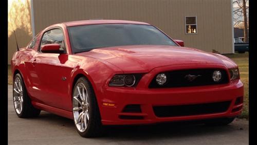 Brad  Fontenot's 2013 ford mustang gt