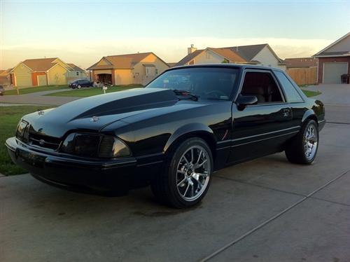 Braden  Louia's 1992 ford mustang lx