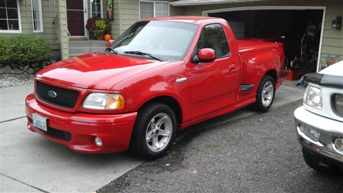 Brian Grennell 's 2000 Ford  Lightning