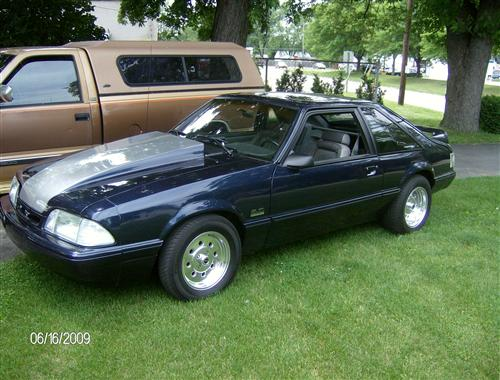 Brian Williams' 89 Mustang LX