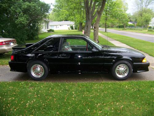 Bruce Woodhull's 1990 Ford  Mustang GT