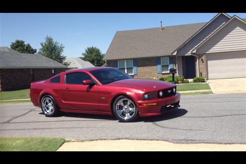 Charles  Blakely's 2007 Ford Mustang GT
