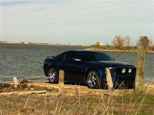 Charles Halla's 2006 Ford Mustang