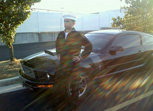 Chase Smith's 2007 Ford Mustang