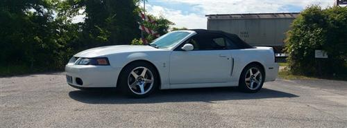 Chris Durbin's 2003 Ford Mustang Cobra