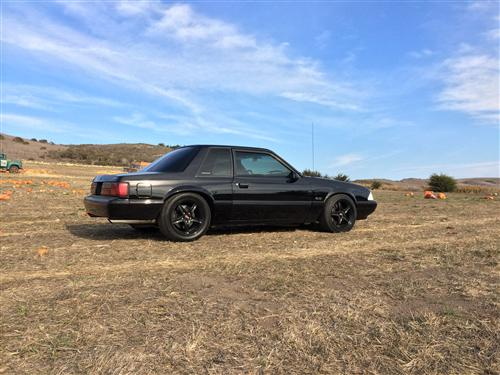chris brunette's 1993 FORD Mustang