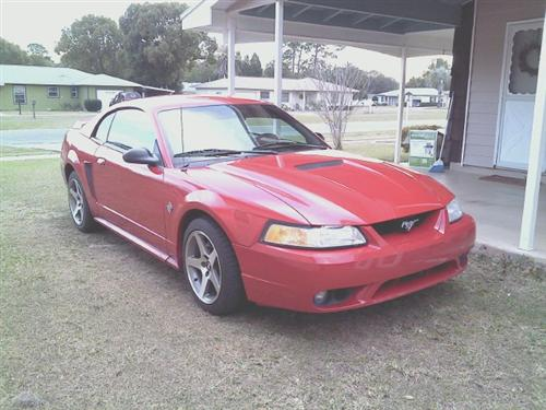 Chris Elsass' 1999 Ford Mustang