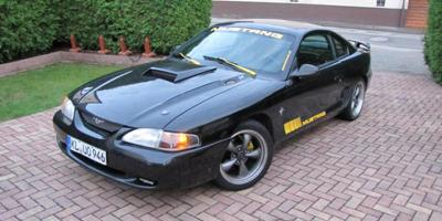 chris johns' 1998 Ford Mustang