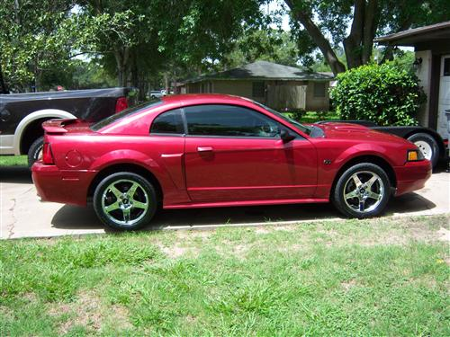 Chris Parker's 2003 Ford Mustang GT