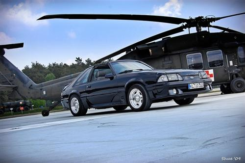 Chris Slayden's 1988 Ford Mustang GT