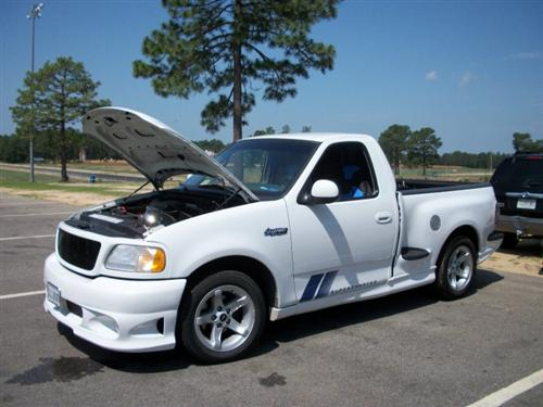 Christopher Goodrich's 2000 Ford F-150 Lightning