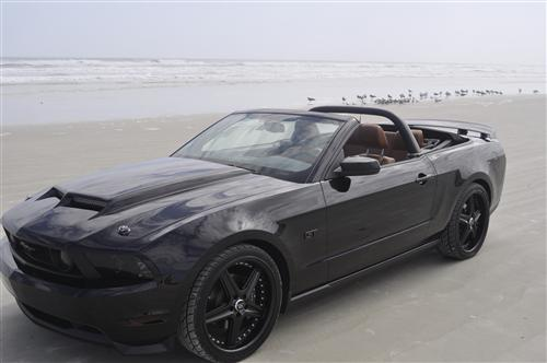 Clay Bowman's 2010 Ford Mustang GT