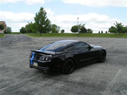 Connor Hennigan's 2012 Ford Mustang Gt