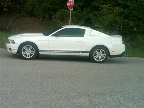 Daniel McCray's 2010 Ford Mustang