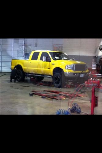 Dave Clayton's 2006 Ford F-250
