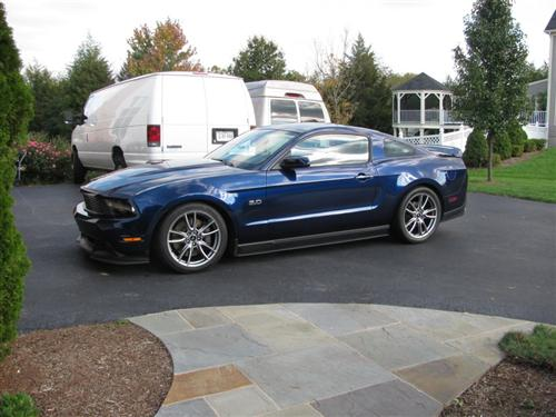 David Cline's 2011 Ford Mustang GT