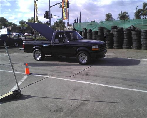 David Perez's 1994 Ford Lightning