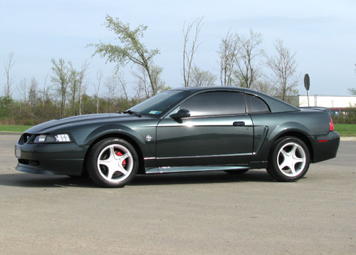David Puelo's 1999 Ford Mustang