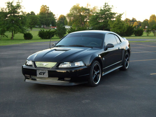 Dawn Proffitt's 1999 Ford Mustang GT