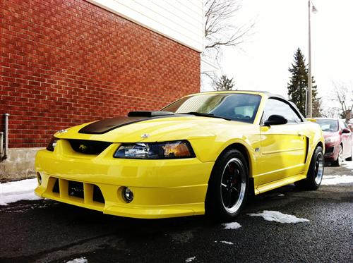 Dean Bergeron's 2003 Ford Mustang GT