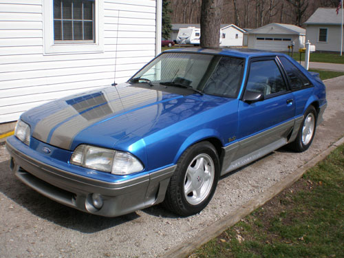 Don Whetsel's 1993 Ford Mustang GT