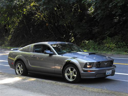 Doug Spencer's 2996 Mustang GT