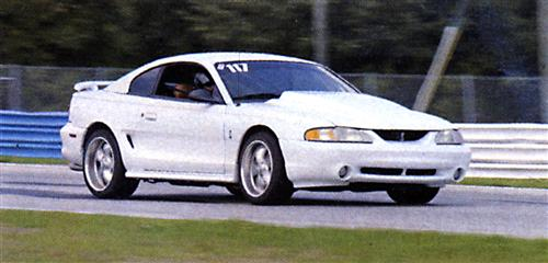 Doug Young's 1996 Ford Cobra