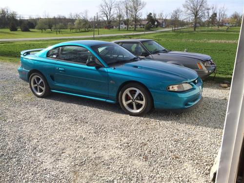 Dylan Anderson's 1994 Ford Mustang