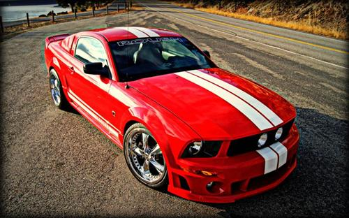 Edward Greybeck's 2005 Roush/Ford Mustang Stage 2+
