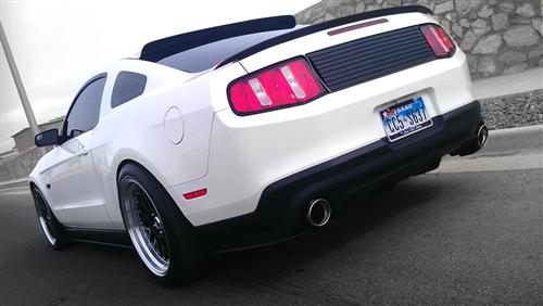 Enrique Lopez's 2011  Ford Mustang  GT