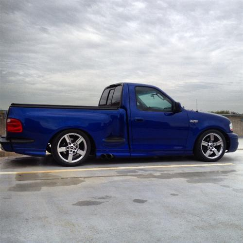 Francis Steele's 2003 Ford Lightning