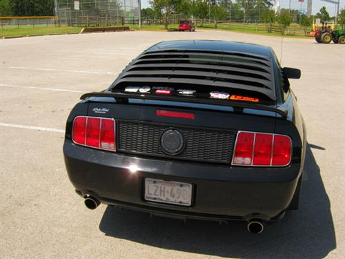 Gary Ford's 2009 Ford Mustang GT