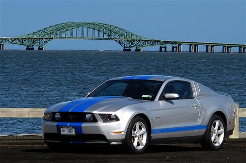 Greg Muth's 2011 Ford Mustang GT Premium