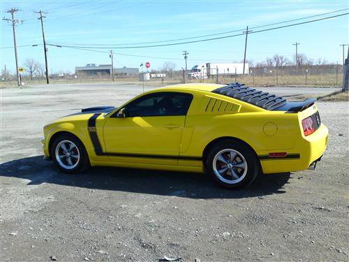 Hector Perez's 2006 Ford  Mustang
