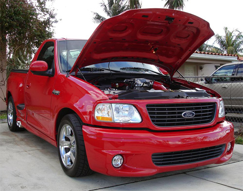 Jason  Leon's 2001 Ford Lightning