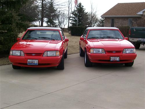 James Bagnell's 1992 Ford Mustang