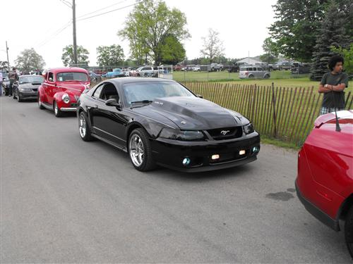 James Benson's 2000 Ford Mustang gt