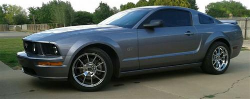 James Blalock's 2006 Ford  Mustang GT