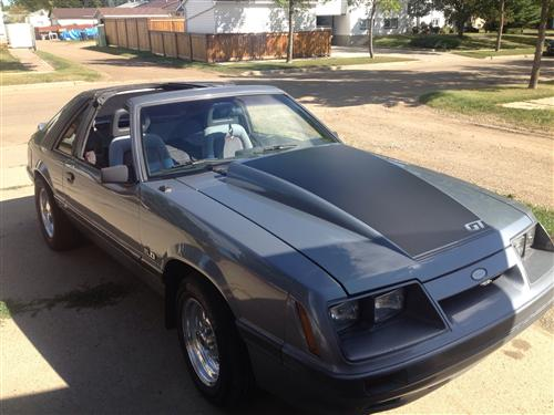 James Day's 1985 Ford Mustang