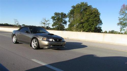James Little's 2002 Ford Mustang GT