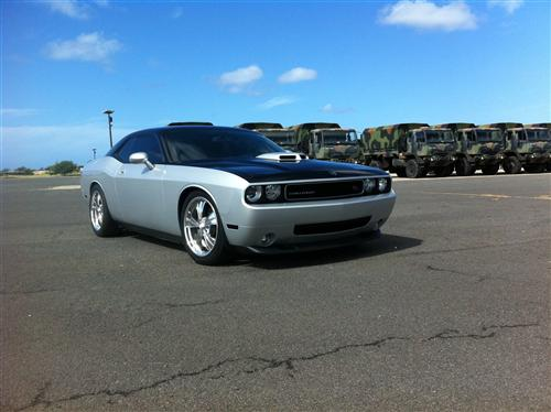 James Lupo's 2009 Dodge Challenger