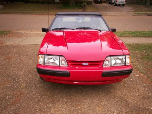 James Pruitt's 1991 Ford Mustang LX