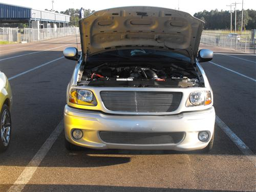Jason Fruh's 2001 Ford SVT Lightning
